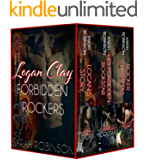 Logan Clay: A Forbidden Rockers Box Set