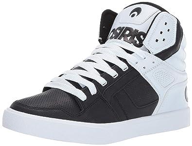f47af42226 Osiris Clone Hi Top Mens Skate Shoe  Amazon.co.uk  Shoes   Bags