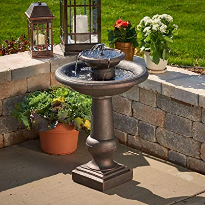 Most Beautiful Top Selling Home Garden Yard Solar Powered Outdoor Water Fountain