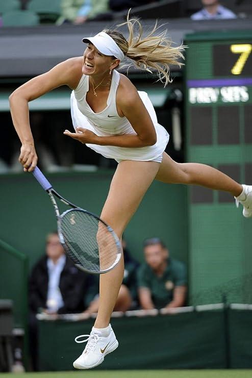Poster Maria Sharapova Women Tennis Star Room Art Wall Cloth Print    10