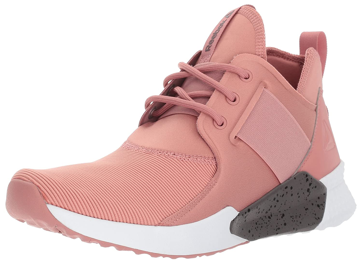 Reebok Women's Guresu 1.0 Running Shoe B01MY4Z0MB 9.5 B(M) US|Sandy Rose/Burnt Sienna/Urban Grey/White/Black