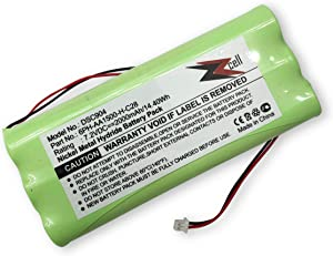 ZZcell High Capacity Replacement Battery for Alarm DSC 6PH-AA1500-H-C28, 9047 Powerseries Security System, SCW9045, Direct Sensor 17-145A, ds415 2000mAh