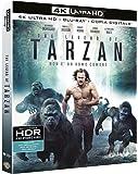 The Legend of Tarzan (Blu-Ray 4K Ultra HD)