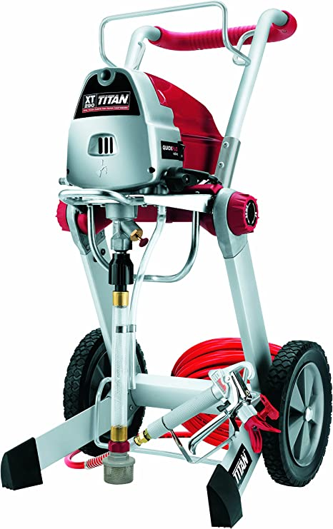 Titan 0516012 Xt290 Airless Sprayer Paint Sprayers Amazon