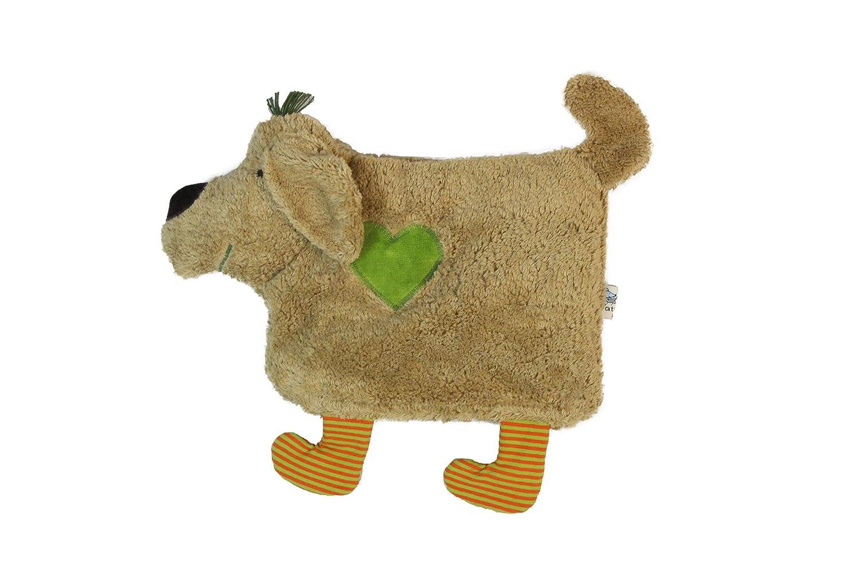 Wärmekissen Hund Kirschkern oder Dinkel Inlett von Pat