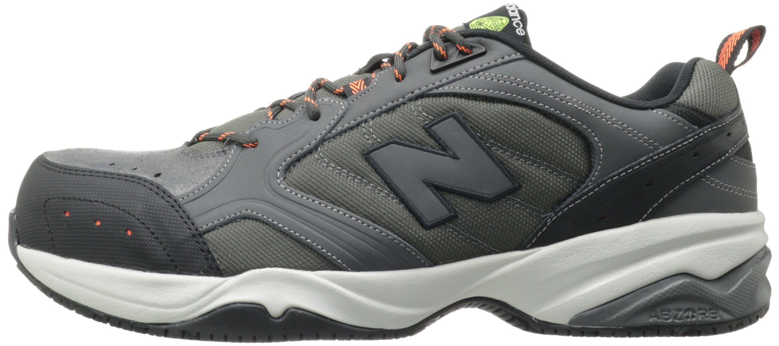 New Balance Men's MID627 Steel-Toe Work Shoe,Grey,17 D US by New Balance (Image #5)