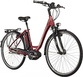 Kreidler Vitality Eco 6 400Wh - Bicicletas eléctricas urbanas Mujer ...