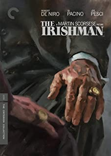Book Cover: The Irishman