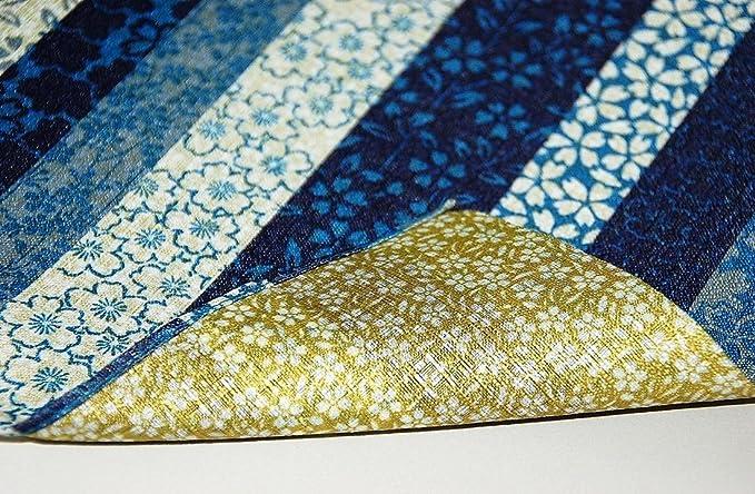 Japanese Furoshiki Gift 45cm\u00d745cm Handmade 68cm \u00d7 68cm Silk Fabric Kyoto Souvenir Furoshiki Hikizome Tenkamon Gray Wrapping Cloth