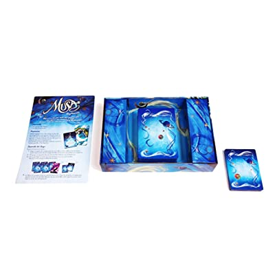 2 Tomatoes Games- Musa, Color azul claro (3558380055662): Juguetes y juegos