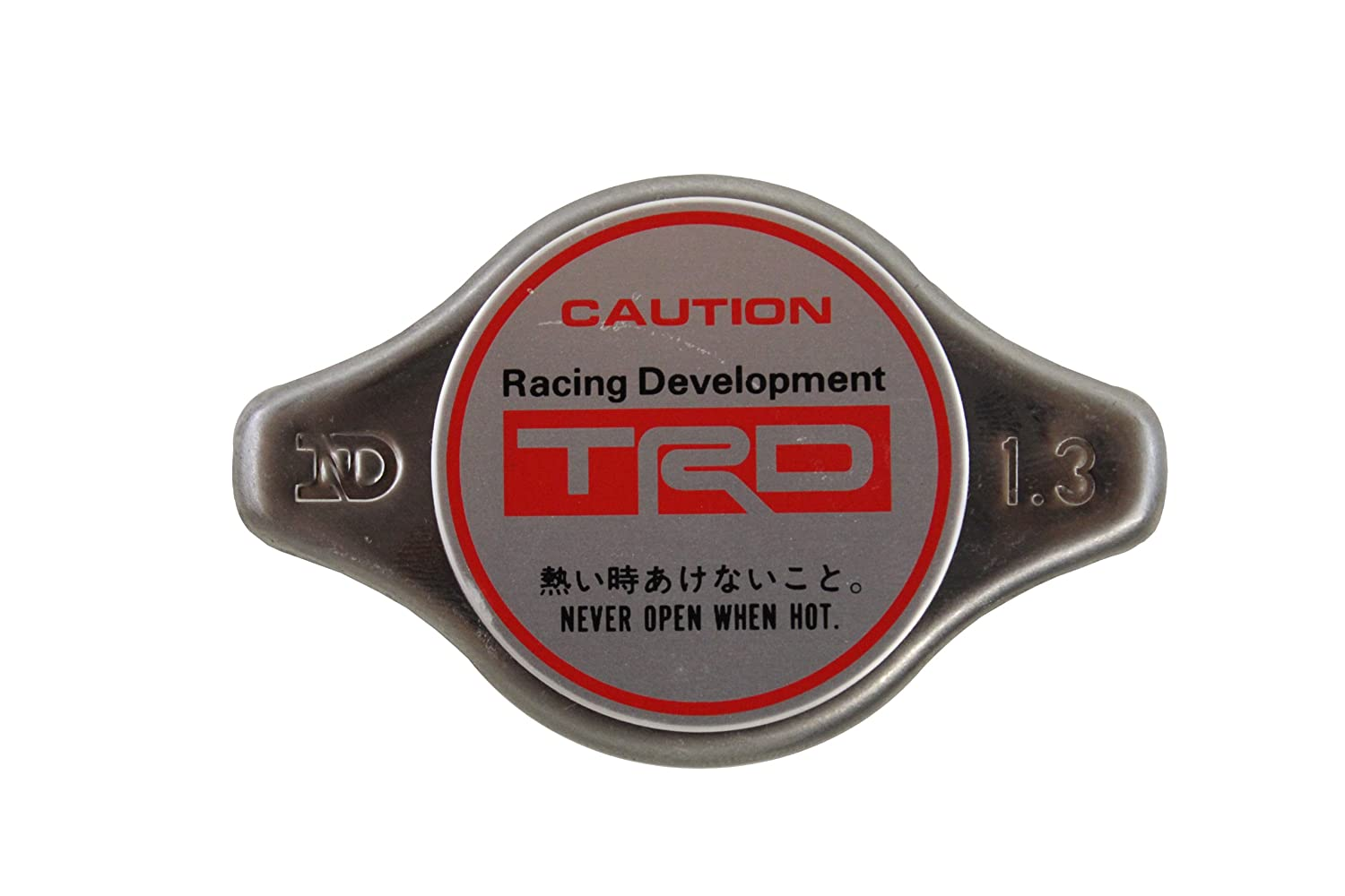 Genuine Toyota Accessories PTR04-00000-03 TRD Radiator Cap