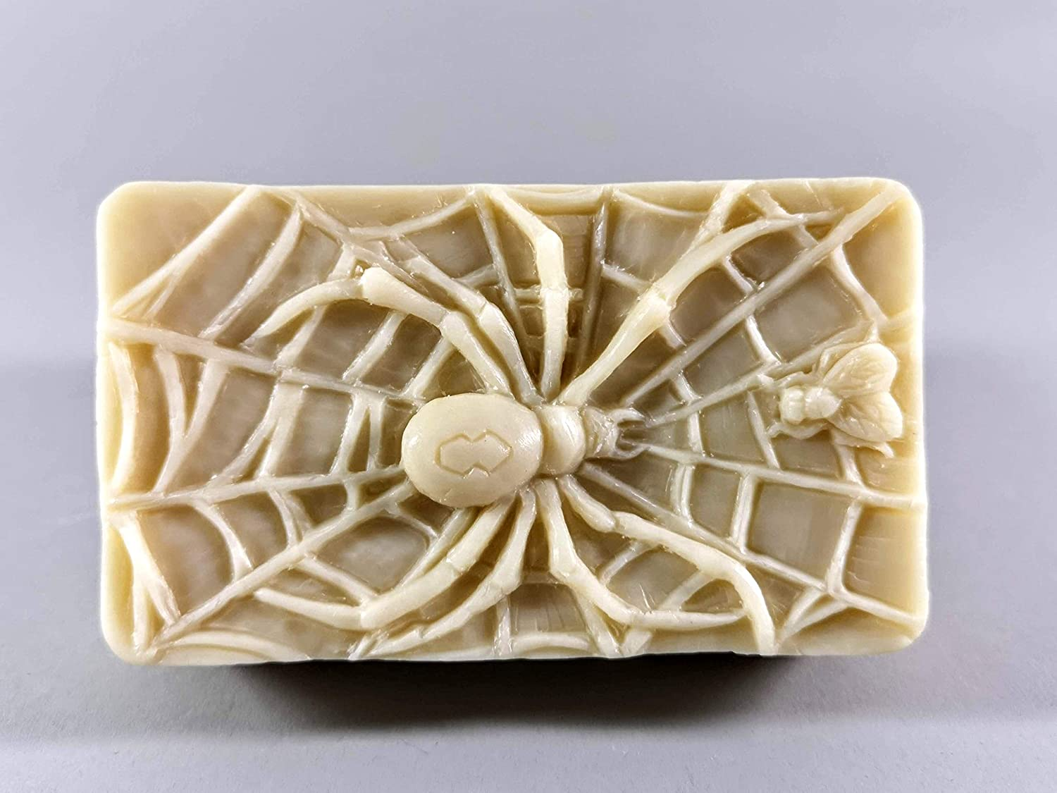 Spider Silicone Mold SOAP Plaster Wax Resin Clay Fly