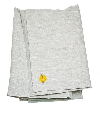 Amazon Com Organic Soft Linen 100 Flax Bath Towel Best Quick Dry