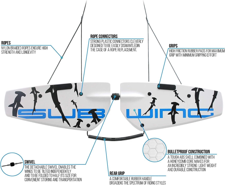 Subwing Vuela bajo el Agua Tabla remolcada por Barco