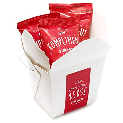 3 Er Box Kompliment Kekse Gluckskekse Fur Silvester Hochzeit