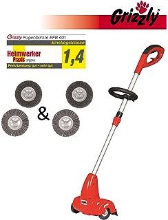 10er Set Fugenbürste für Elektrische Fugenbürste GRIZZLY EFB 402 ...