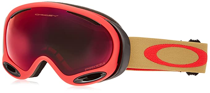 49f12fd13ef6 Oakley A-Frame 2.0 Men s Snow Snowmobile Goggles - Copper Red w Prizm Torch