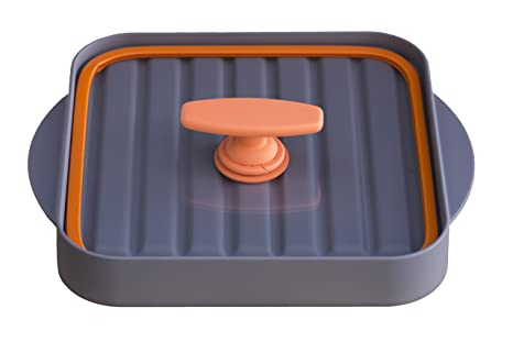 Allstar Innovations BaconBoss Microwave Bacon Cooker for Healthier, Crispy  Bacon