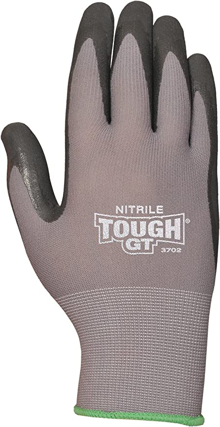 Full Arm Length 55cm ANSI Cut Level 3 Azusa Safety ST58112 55CM High Density Polyethylene HPPE Glass Seamless Knit Cut Resistant Sleeve Gray 1 Sleeve with Thumb Hole