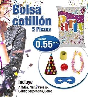 Pack x50 Bolsas de Cotillon Plata Eco Mediana,Bolsas de Cotillon