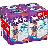 Huggies pull-up dei pantaloni di formazione vasino per bambini, grande