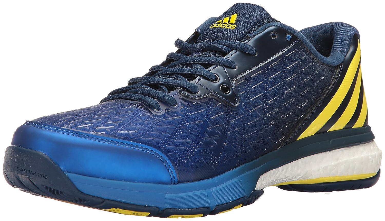 adidas Performance Men's Energy Volley Boost 2.0 Volleyball Shoe B01H19LSZ8 7 D(M) US|Mystery Blue/Lemon Peel/Satellite