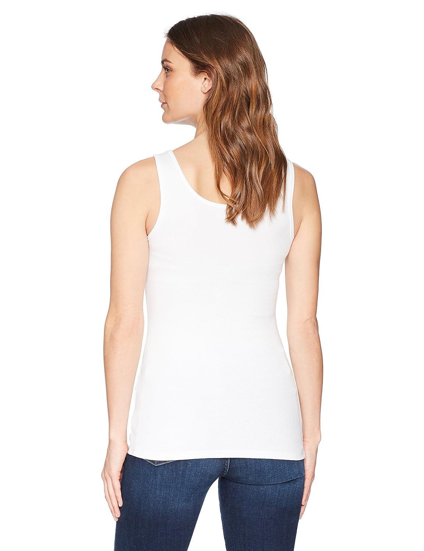 Essentials Womens 2-Pack Slim-Fit Tank