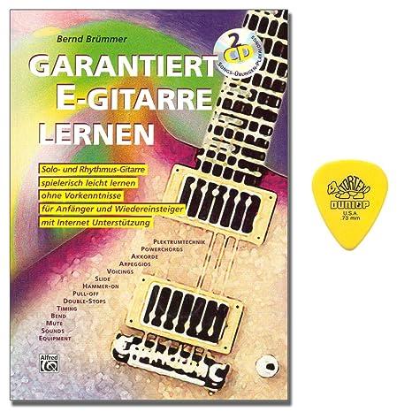 garantiza S de aprendizaje Guitarra - Guitarra Escuela con 2 CD y ...