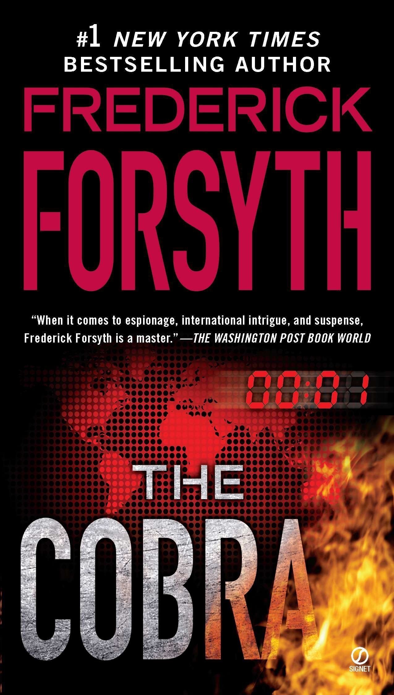 The Cobra: Frederick Forsyth: 9780451233561: Amazon.com: Books