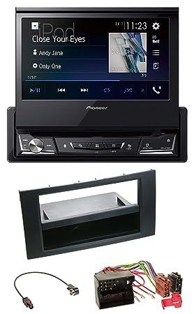 Pioneer X780 DVD USB MP3 Bluetooth CD Radio de coche para Ford C ...
