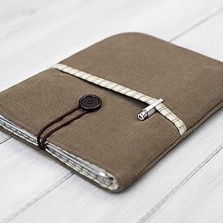 Artigianale Custodia/Cover/Rivestimento/Copertina/tessuto morbido/canvas/per iPad Pro 9.7/10.5/11 / 12.9 / Air 2 / Mini/tablet