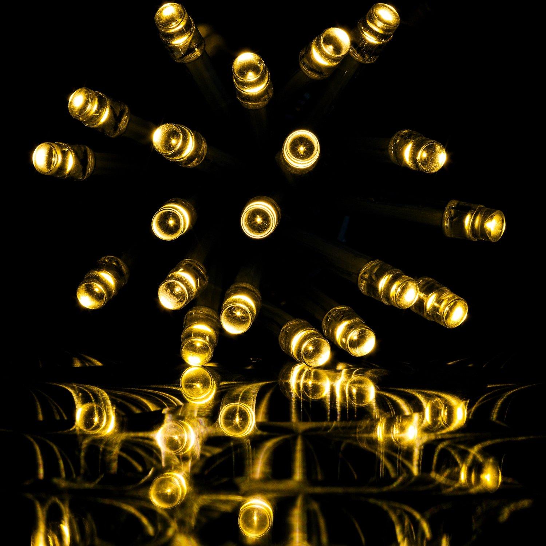 81FR5FgKAJL._SL1500_ Schöne Led Eiszapfen Lichterkette Mit Schneefall Effekt Dekorationen
