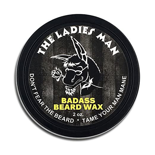 Badass Beard Care Beard Wax For Men Review