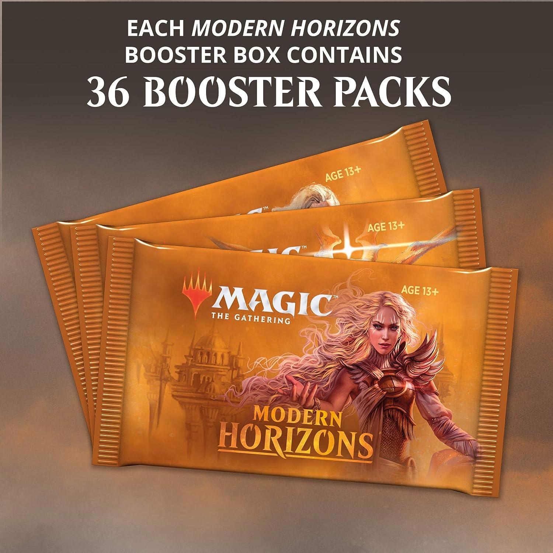 Magic:TheGathering C60730000 - Caja de Mejora de horizontes Modernos: Amazon.es: Juguetes y juegos