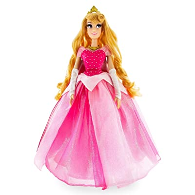 Sleeping Beauty - Diamond Castle Collection Aurora Doll - Limited Edition - 20.5 Inches: Toys & Games
