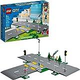 60304 LEGO® City Cruzamento de Avenidas; Kit de Construção (112 peças)