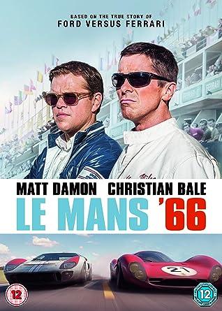 Le Mans 66 Dvd Uk Import Amazon De Dvd Blu Ray