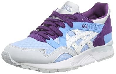 Gel-Lyte V, Damen Sneakers, Blau (Light Blue/White 4101), 38 EU Asics