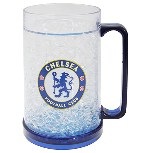 Chelsea FC - Vaso de Cerveza para congelador Oficial del Equipo ...