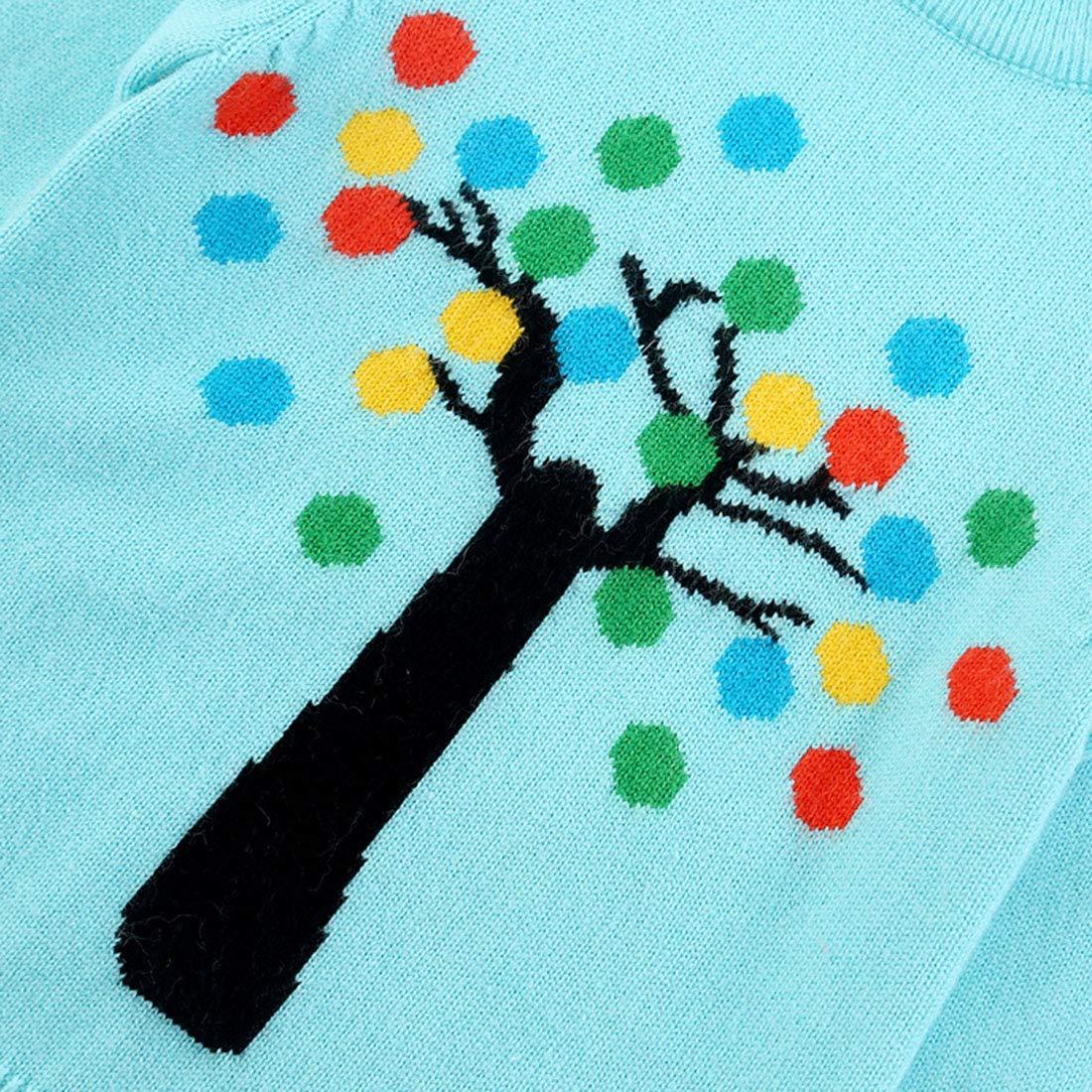 Euno Winter and Winter Sweater Childrens wear