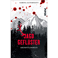 Jagdgeflüster: Kriminalroman (German Edition) book cover