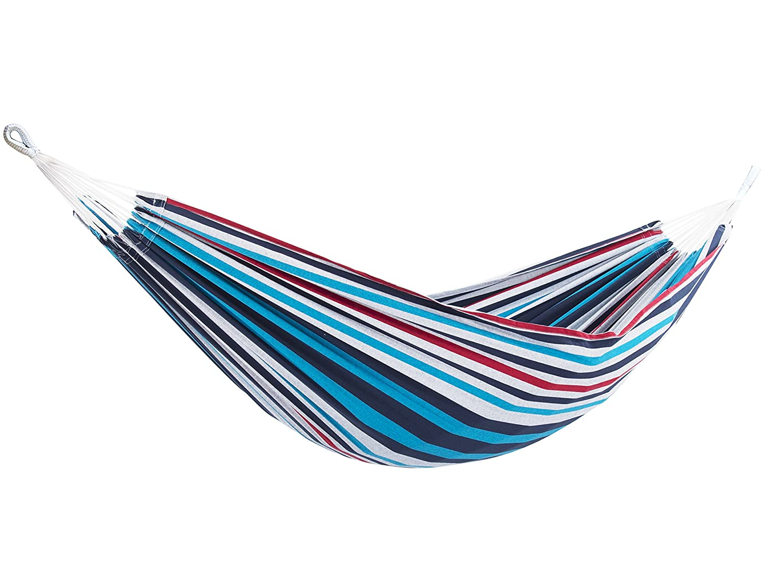 Vivere BRAZ112 Single Brazilian Hammock, Denim