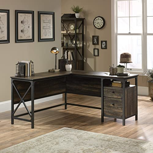 Sauder 423976 Steel River L-Desk