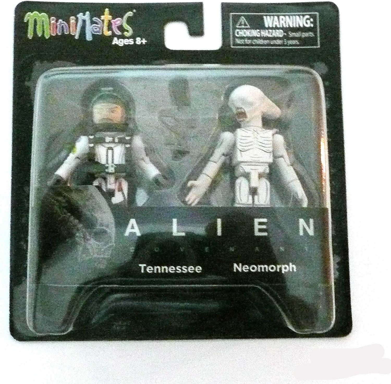 Covenant Movie Minimates Series 1 Neomorph Alien