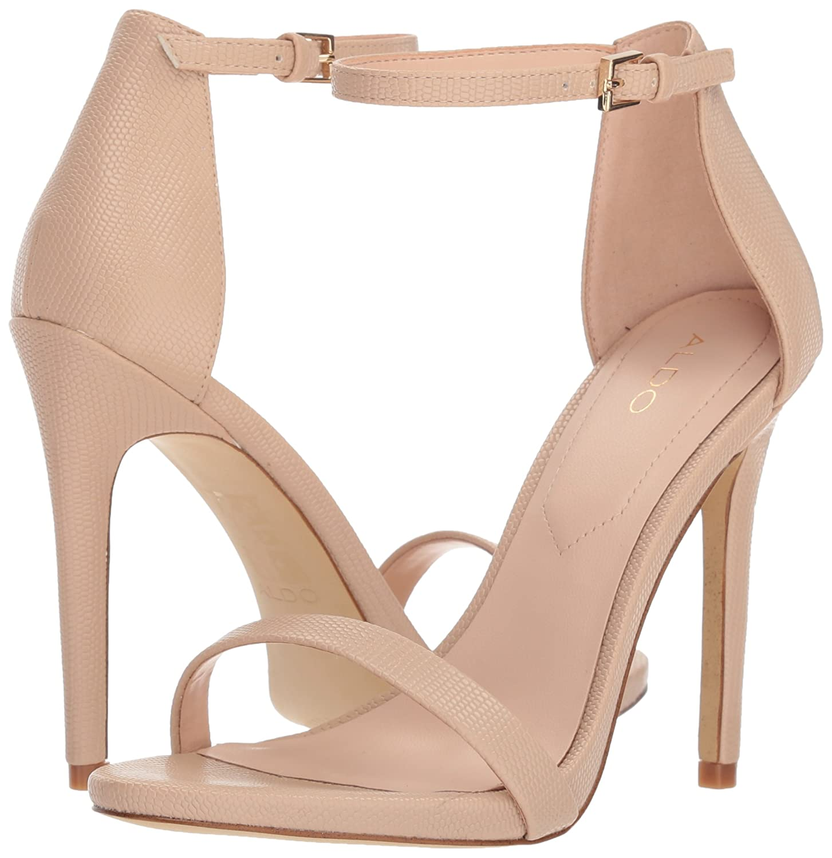 89e8b49fe0d Amazon.com  ALDO Women s Caraa Heeled Sandal  Shoes