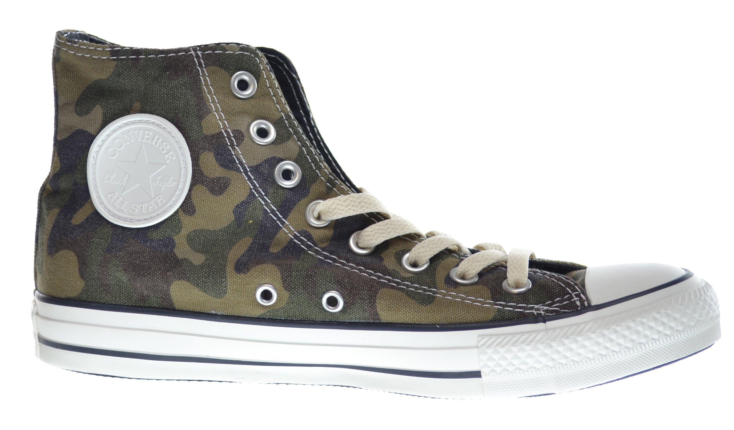 407cd521adb Galleon - Converse Chuck Taylor Hi Men s Sneakers Grape Leaf Camo 140058f  (8 D(M) US)