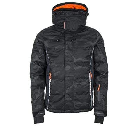 on sale a17e5 ca814 Superdry Snow Puffer Jacket: Amazon.co.uk: Sports & Outdoors