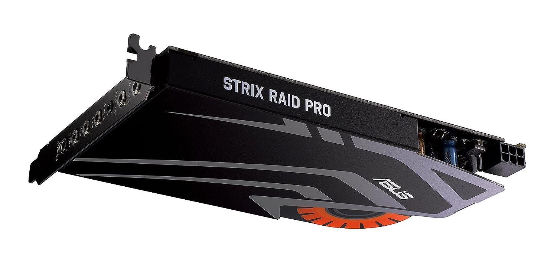 ASUS Strix Raid Pro - Tarjeta de Sonido