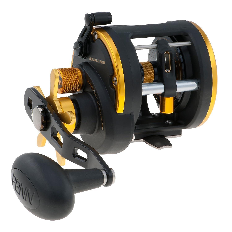 99306fcd305 Amazon.com : Penn SQL15LW Squall LevelWind : Trolling Fishing Reels :  Sports & Outdoors
