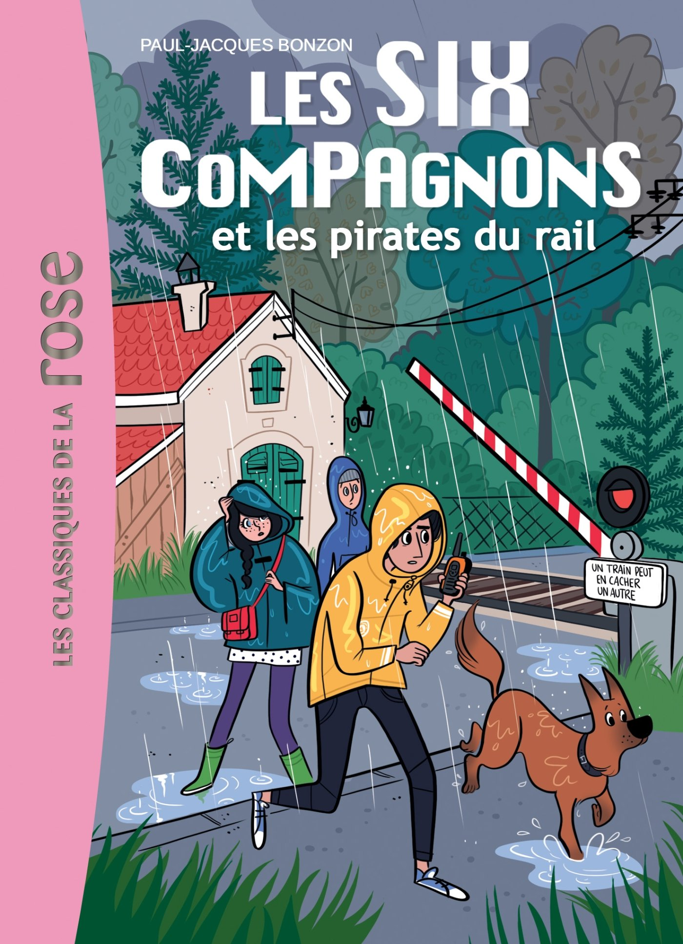 Amazon.in: Buy Les six compagnons 10 - les six compagnons et les pirates du  rail Book Online at Low Prices in India | Les six compagnons 10 - les six  ...